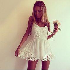 Cute little dress for summer