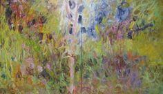 Abstraction sur le Jardin - DAEDALUS Gallery