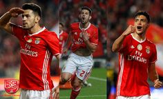 A Minha Chama: 2016-2017 11ªJ: SL Benfica 3 Moreirense 0
