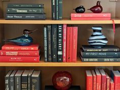 The Mistake: Displaying Every Book You Own - Organizing Mistakes That Make Your House Look Messy  on HGTV