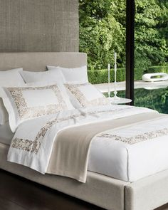 Plumes+Bedding+&+406TC+Sheets+by+SFERRA+at+Neiman+Marcus.