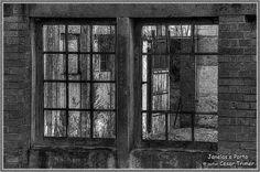 Janelas e Porta - photo: Cesar Trimer