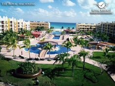 absolute favorite place in the ENTIRE world. Royal Haciendas: Playa del Carmen, Mexico