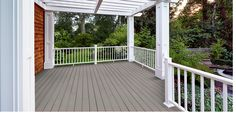 AZEK.com has all types of tools to help design your dream deck. With a color visualizer on every product page – you can find the perfect color combination of decking and railing that you have always envisioned.