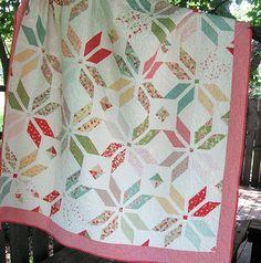 Summer Breeze Quilt Free Pattern