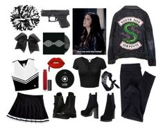 A fashion look from November 2017 featuring Acne Studios ankle booties, Capezio boots and ASOS hair accessories. Browse and shop related looks. Summer Outfits For Teens, Cute Teen Outfits, Cute Comfy Outfits, Komplette Outfits, Teenager Outfits, Cosplay Outfits, Teen Fashion Outfits, Look Fashion, Cool Outfits