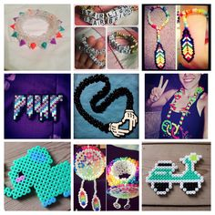 Some kandi ideas I've found on Instagram.