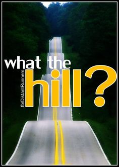What Ill be saying on the infamous Summit Ave incline (miles 20-23).