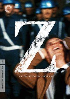 Z (1969) Costa-Gavras