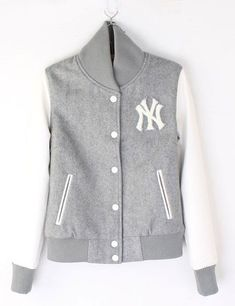 reallycute womens baseball jackets 06188831 Moda De Chica Joven 03f0e04ec504