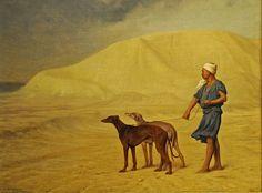 Gerome On the Desert.jpg