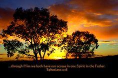 Ephesians 2:18