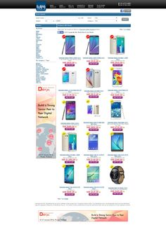 Amazing Top 20 Websites that Sells Samsung Galaxy in Singapore
