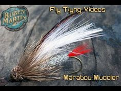 Marabou Muddler streamer fly tying instructions by Ruben Martin