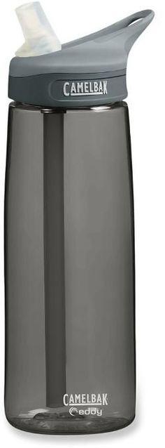 CamelBak eddy Water Bottle - 25 fl. oz. Charcoal