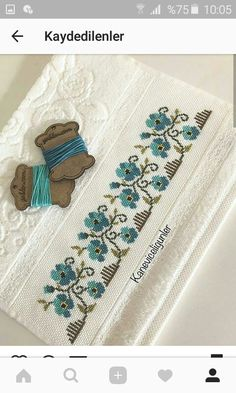 Cross Stitch Art, Cross Stitch Embroidery, Hand Embroidery, Cross Stitch Patterns, Hobbies And Crafts, Diy And Crafts, Sewing Patterns, Projects To Try, Knitting