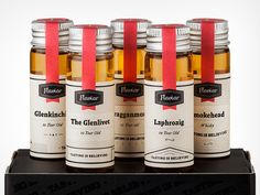 A scotch sampler pack? Why,yes please.