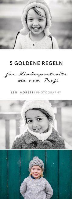5 Goldene Regeln Für Zeitlose Kinderportraits Wie Vom Profi