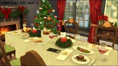 Martine Simblr: Christmas stuff decor part 2 • Sims 4 Downloads