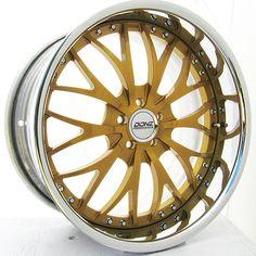 Donz Luchese Wheels