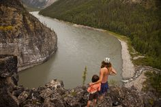 South Nahanni River | Nahanni Journal: Canoeing the South Nahanni River | Canoe & Kayak ...