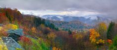 Tsul 'Kalu, I know you're out there! Top 10 National Parks, Shenandoah National Park, Blue Ridge Parkway, Appalachian Mountains, Make Color, Great Smoky Mountains, Hiking Trails, Virginia, Knob