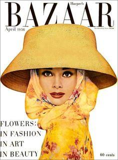 Audrey Hepburn, Harper's Bazaar, April 1956. Just beautiful.