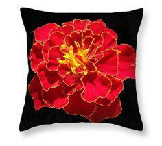 Marigold Flower Pillow_Twitter by  http://hurmerintagalleria.com  (scheduled via http://www.tailwindapp.com?utm_source=pinterest&utm_medium=twpin&utm_content=post12615822&utm_campaign=scheduler_attribution)
