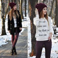 Tenues pour l'hiver ♥ - Sweet Land ... ~♥