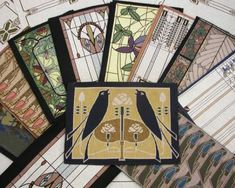 Arts & Crafts | Textiles | Linens | Embroidery  | MostlyMission.com