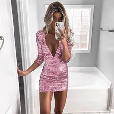 last minute new years eve outfit ideas , last minute new years outfit inspo Sexy Outfits, Nye Outfits, Sexy Dresses, Cute Dresses, Short Dresses, Fashion Outfits, Mini Dresses, Short Sequin Dress, Sparkly Outfits