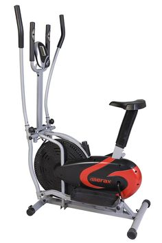 Merax 2-in-1 Elliptical Bike Cross Trainer Upright Exercise Fan Bike *** You can get more details here : Weightloss Cardio