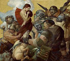 Los mundos paralelos del surrealismo - Victor Safonkin