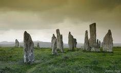 Celtic scenery