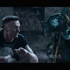 Watch: Die Antwoord give a robot life lessons in CHAPPIE,  The latest trailer for Neill Blomkamp's new film shows a kinder side to Yolandi and Ninja. Posted By Finn Houlihan | 11-Jan-2015