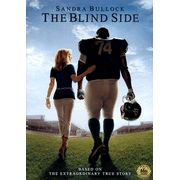 The Blind Side is a 2009 American semi-biographical sports drama film. It is written and directed by John Lee Hancock, and based on the 2006 book The Blind Side: Evolution of a Game by Michael Lewis. The storyline features Michael Oher Michael Oher, Sandra Bullock, Tim Mcgraw, Dirty Dancing, Film Music Books, Music Tv, Movies Showing, Movies And Tv Shows, The Blind Side 2009