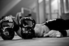 Oh, kettlebells..... you will be the death of me!