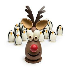 236 mentions J'aime, 5 commentaires - Pastry Elite™ ( sur Insta. Chocolate Navidad, Chocolate Christmas Gifts, Chocolate Sweets, Chocolate Fondant, Chocolate Molds, How To Make Chocolate, Chocolate Showpiece, Xmas Desserts, Pancake Art