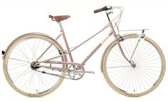 Creme Cycles 2012 - Caferacer Lady Doppio Pearl Pink