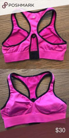 820d026f87 Lululemon magenta and navy sports bra Lululemon magenta and navy sports bra  lululemon athletica Intimates