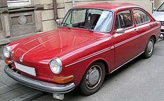 This article is about the Volkswagen Type 3 car.