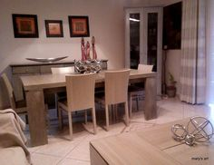 Furniture totally changed with ombre technique Ombre Technique, Decoupage, Dining Table, Handmade, Furniture, Home Decor, Dinning Table, Craft, Interior Design