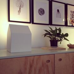 Cabinet and Lamp Rabatto