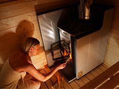 Harvia 20 Pro Woodburning Sauna Stove
