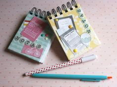 Mad Scrap Project Mad, Scrap, Office Supplies, Notebook, Projects, Report Cards, Log Projects, Blue Prints, The Notebook