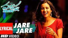 Jare Jare Lyrical song from Majnu | Majnu telugu movie Full Song Lyrical video…