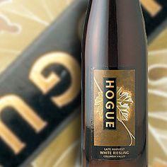 Hogue Late Harvest Riesling | World Market - A fresh, all-around great little wine for serving with appetizers, shrimp, crab, lobster, Asian dishes, poultry, pork and cheese.