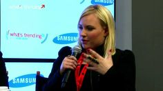 News Videos & more -  Andy Cohen & Meghan McCain - SXSW 2012 Samsung Blogger Lounge - Top #Tredning #Videos you have to #Watch #Music #Videos #News