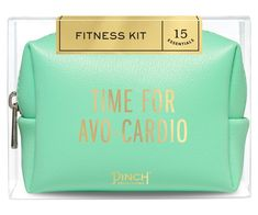 18aaff2d9589 Survival of the fittest. Stash this 15-piece Fitness Kit by Pinch  Provisions in