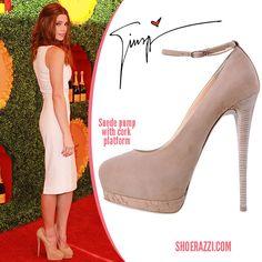 085ecc8368d Ashley Greene in Giuseppe Zanotti Platform Pumps. Giuseppe Zanotti ShoesValentino  ShoesCelebrity StyleShoe BrandsJimmy ChooPlatform ...